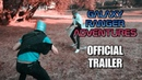GALAXY RANGER Adventures OFFICIAL TRAILER