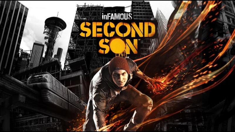 Second Son ► Темная материя 4
