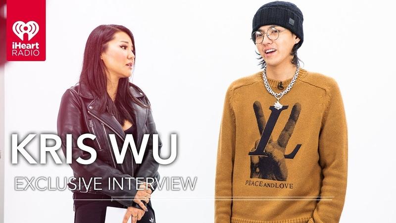 INTERVIEW 190111 iHeartRadio Interview @ Wu Yi Fan