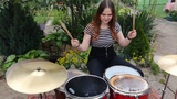 A PERFECT CIRCLE- 3 LIBRAS DRUM COVER BY MARY BAY
