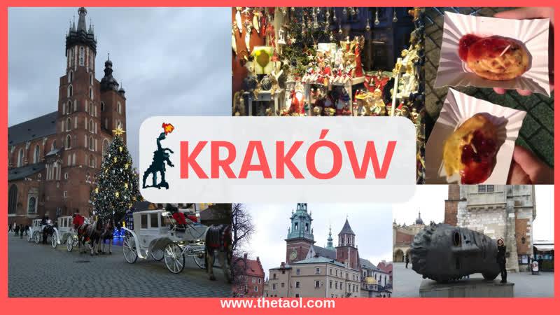 Краков, Польша (Krakow, Poland). Рождество в Кракове