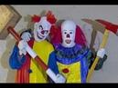 Клоуны Убийцы. Пранк от DM Pranks.