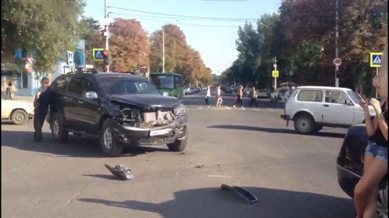 дтп московская просвещения 16 августа