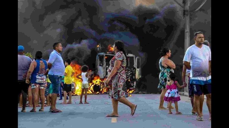 Onda de ataques no Ceará. Primeiro teste do governo Bolsonaro.