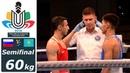 (60kg) Russia vs Kazakhstan /FISU World Elista 2018/