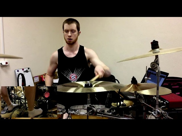 August Burns Red - Invisible Enemy Drum Cover by Alexander Dovgan'