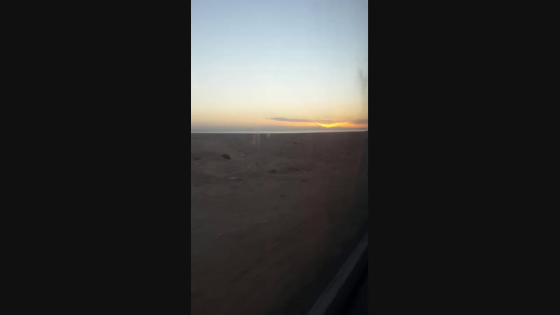 The way from Cairo to hurghada 7 hours