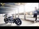 Yamaha xv920 Virago cafe racer Battle by Moose Motodesign