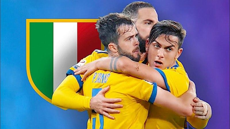 Juventus - Campione DItalia 201718 - MY7H