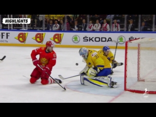 Россия - Швеция - 1:3