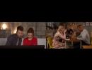 Зои и Глен выполняют челлендж от портала Netflix