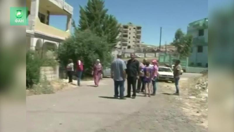 Сирия: боевики «ан-Нусры» атаковали деревни в провинции Эс-Сувейда — видео ФАН