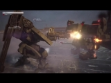 Left Alive First Gameplay Part 2 - Wanzer Mecha Action (Square Enix - PS4-PC)