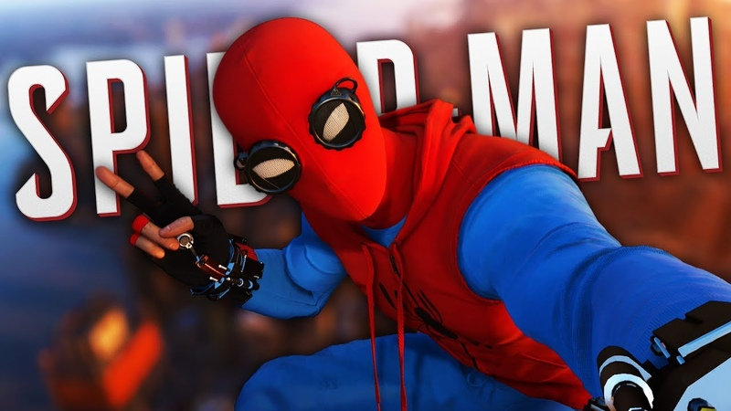 ERADICATING ALL THE CRIME | Spider-Man (100 Completion Run)