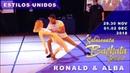 RONALD ALBA [Estilos Unidos] ✦ Salamanca Bachata Festival 2018 ✦