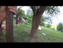 [Трепанация] ВЛОГ: Как сделать круглый очаг. Разгружаем бетонные кольца / Строим дом