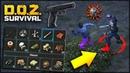 Dawn of Zombies: Survival - ТЕСТ ГЛОКА НА ЛОКАЦИИ МЕРТВАЯ НИЗИНА! ФАРМ РЕСУРСОВ НА ОПАСНОЙ ЛОКАЦИИ