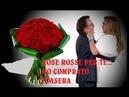 ALBANO COMPRA ROSE ROSSE PER ROMINA E ANNUNCIA CHE NON SI RITIRA PIU' DALLE SCENE.