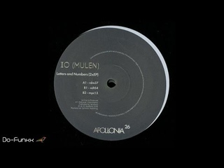 iO (Mulen) - Zgb41 [Apollonia - APO026]