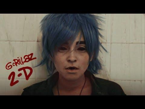 GORILLAZ: 2D (Real-Life) Transformation Makeup Tutorial
