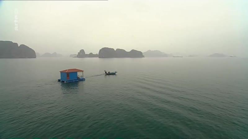 360 Geo - Vietnam, Villages flottants de la baie dAlong онл
