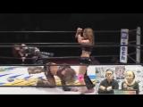 Yumi Oka, Cherry vs. Rina Yamashita, SAKI (WAVE - Saturday Night Fever 2018 ~ February)