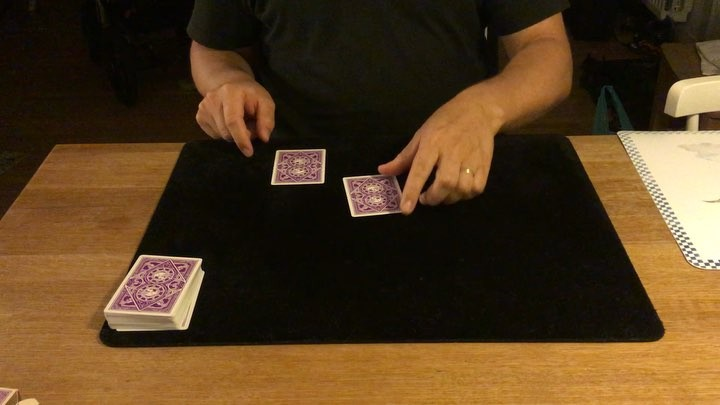 "Patrik Westerlund on Instagram: ""Mexican magic magictrick cardmagic cardtrick cardmove cards card cardporn colorchange playingcards ellu..."