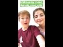 Casey Simpson Instagram story 32