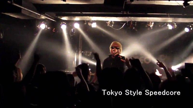 【X-TREME HARD】 m1dy 「Tokyo Style Speedcore / Kiranger」