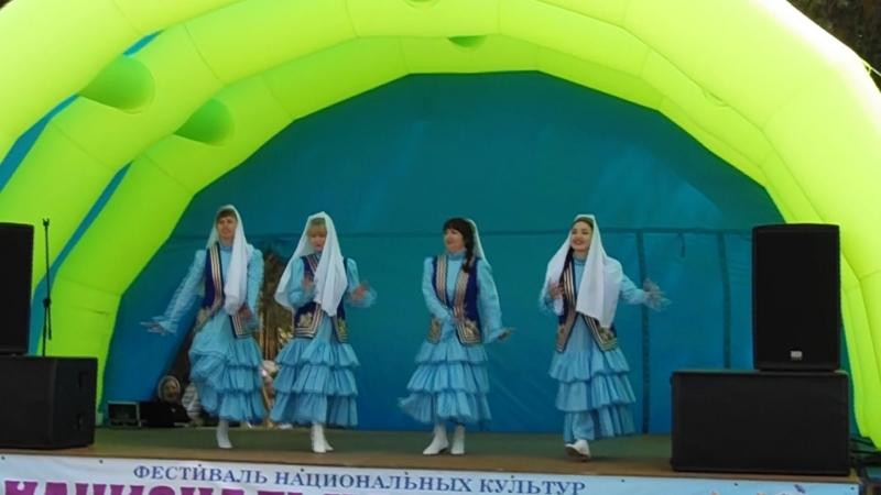 Коллектив КДК Виктория -Башкирский танец