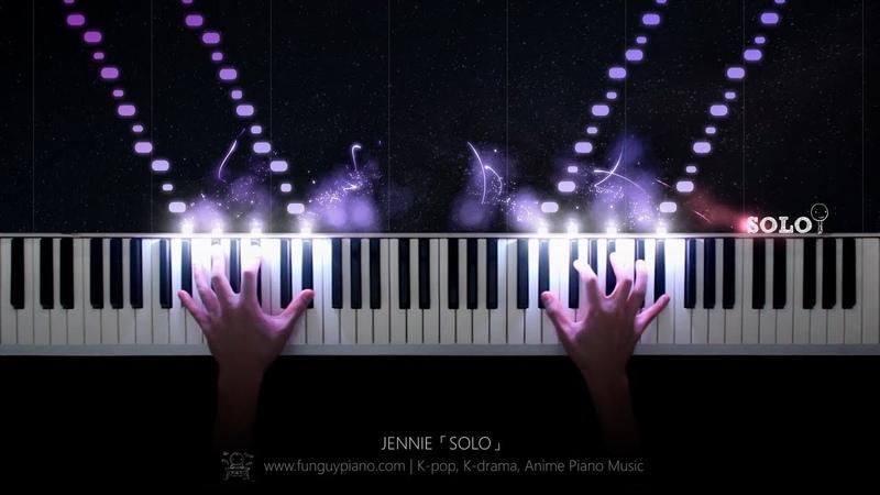 JENNIE「SOLO」Piano