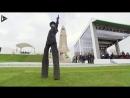 3 - 3.400 jeunes à la nеcropole de Douaumont, temps fort du centenaire de Verdun