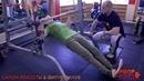"""PROFstyle on Instagram: """"🏋🏼♂️Фитнес-инструктор Павел Т9 ✔️Горизонтальные подтягивания – достаточно простое упражнение для развития мышц спины, пле..."""