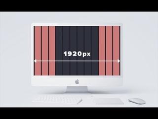 Как сделать ширину контента 1920 пикс, а не 1170 пикс