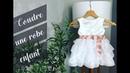 Coudre une robe d'enfant tuto couture