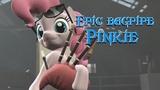 Epic bagpipe pinkie SFM Ponies Animation