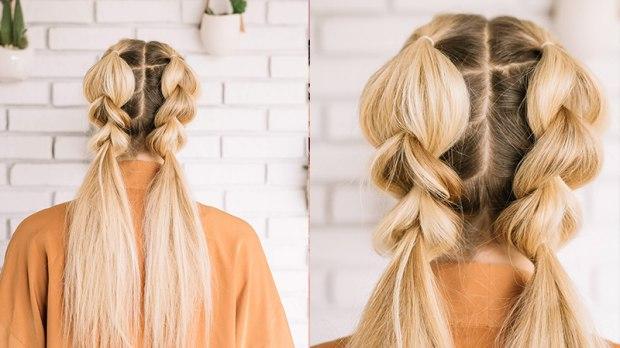 Прически на выпускной 2018: лучшие варианты для любой длины волос