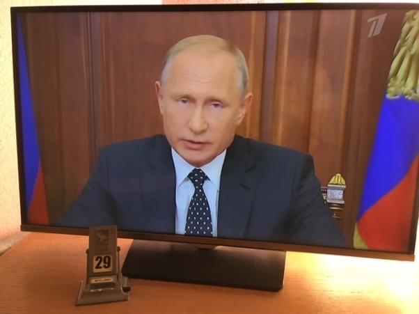 Владимир Путин рассказал о пенсионной реформе