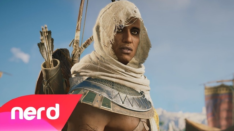 Assassin's Creed Origins Song | Feather in Blood | NerdOut