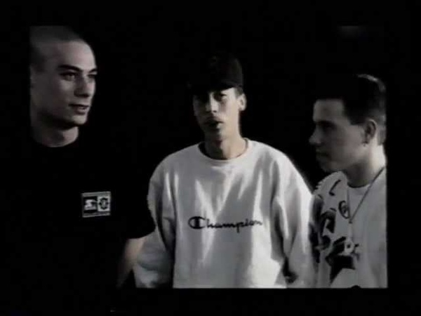 3 The Hard Way interview - Frenzy, TV3, 1994