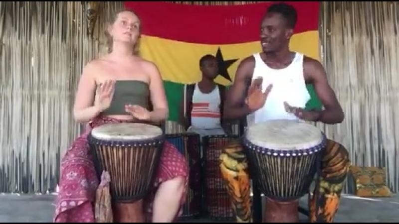 Panpani Rhythm is my warm-up rhythm for everyone to enjoy.