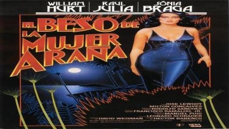 Clásico.-El beso de la mujer araña.-(1985).Español 3