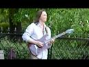 Уличный Гитарист Michael Jackson Beat It Solo Eddie Van Halen