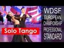 Final - Solo Tango | 2018 WDSF PD European Championship