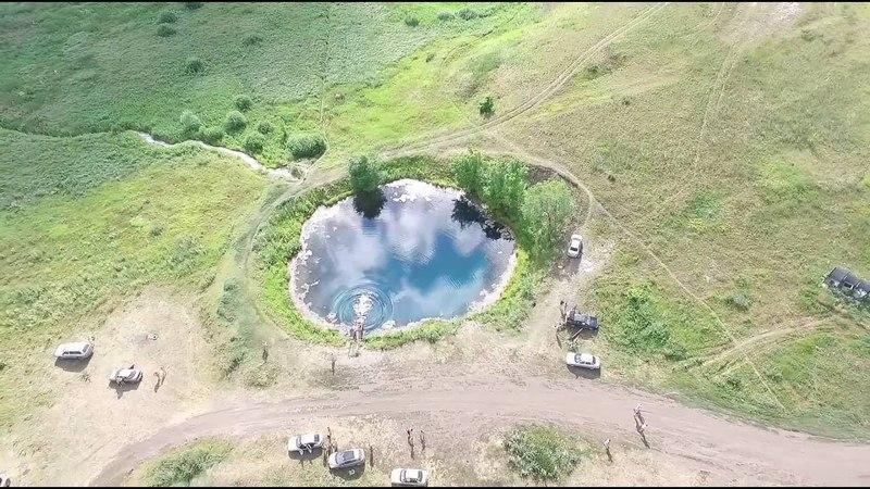 Голубое озеро (Старое якушкино, Сам. область) 6 июля 2016 г. в 22_02