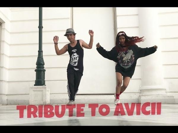 AVICII Dance cover || Wake me Up || Tribute to Avicii || Prakrati Kushwaha X Amit K Smania