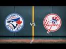 AL / 22.04.2018 / TOR Blue Jays @ NY Yankees (4/4)