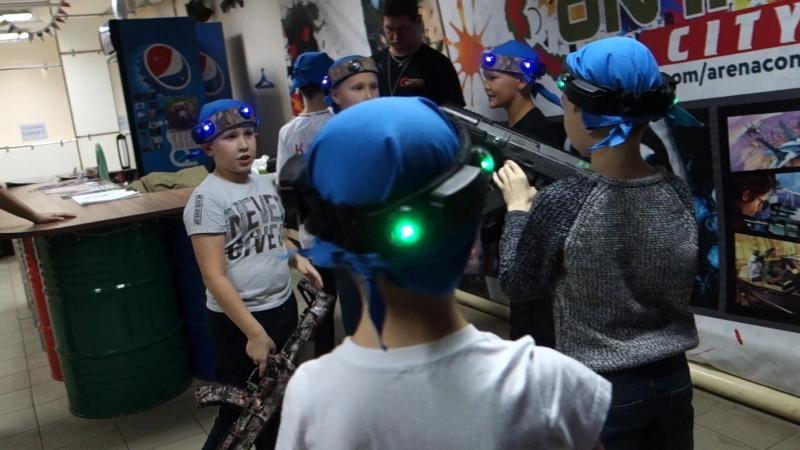 Перед началом лазертаг в Джумбе CONTRA ДР Егора смотреть онлайн без регистрации