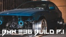BMW e36 build stance project p.1 Fittedlow vlog