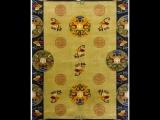 Fine &amp Rare Tibetan Woolen Rugs handmade silk carpet hand woven wool rug